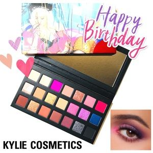 🎉 Kylie Cosmetics BIRTHDAY SIPPING PRETTY PALETTE